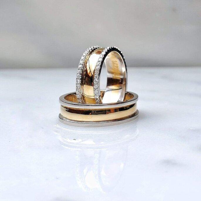 Juan Felipe Ramírez Jewelry argollas para bodas Bogotá
