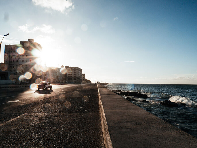 Malecón. Créditos: Flo P via Unsplash