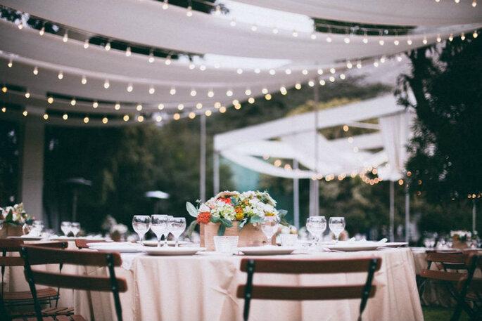 Créditos: Anavitarte Eventos y Banquetes
