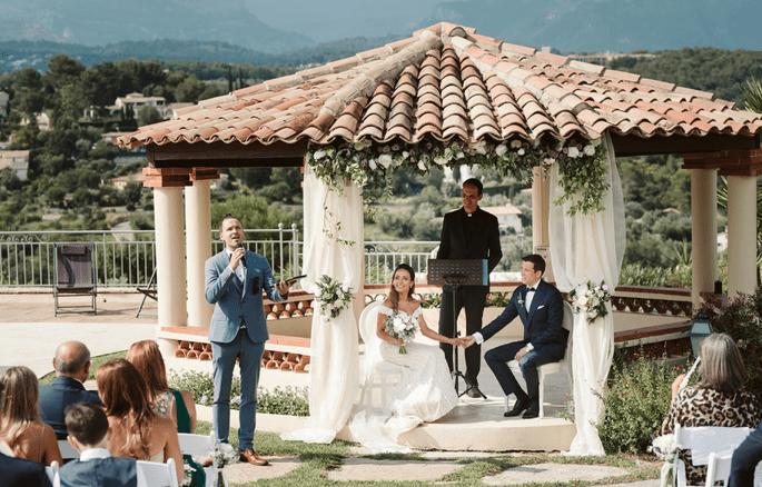 cerimonia casamento