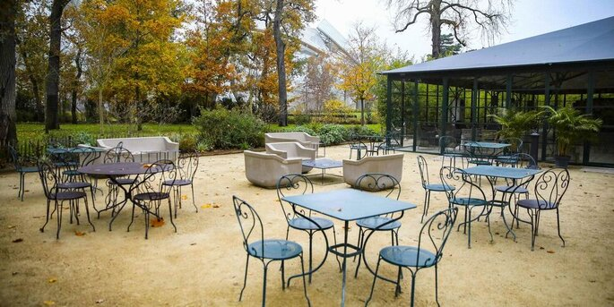 L'Orangerie - Lieu de réception mariage - Paris