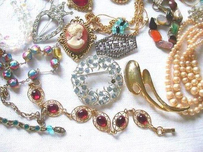 Gelatina Accessori Vintage & D'Epoca