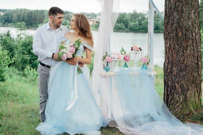 Свадебный фотограф Анна Агафонова