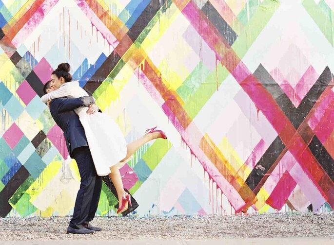 20 formas para mantenerte creativa durante la planeación de tu boda - Alicia Swedenborg