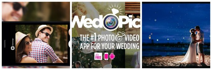 Photo: EverSnapp, WedPics and Capsule on Facebook