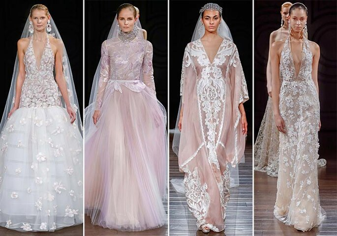 Name Khan Bridal 2017 Spring Collection