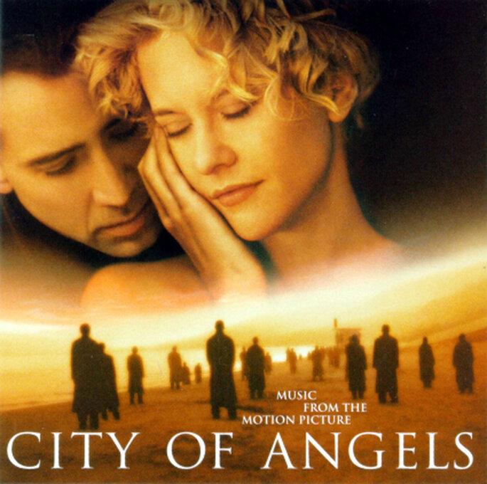 """La canción """"Angel"""" de la talentosa Sarah Mclachlan seguro conocer por la banda sonora de la famosa película """"City of Angels"""""""