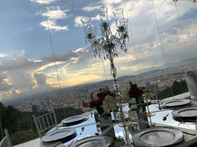 MONT CELESTE Bogotá Locación vista a Bogotá