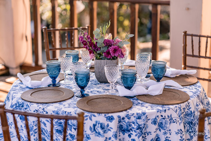 decor mesa casamento