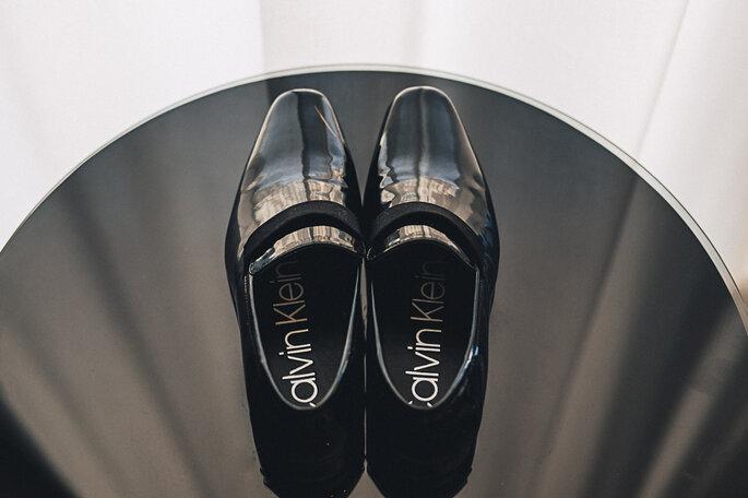 sapatos de noivo calvin klein