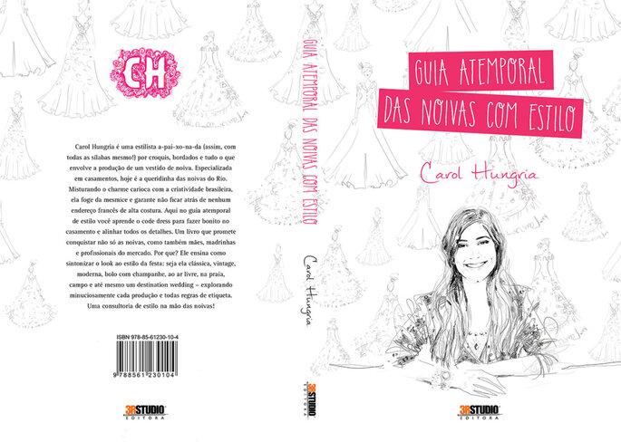 Foto: Livro Carol Hungria