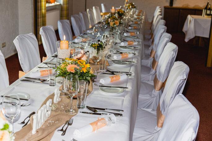 Location für Ihre Hochzeit Stollhof Hotel - Restaurant GmbH