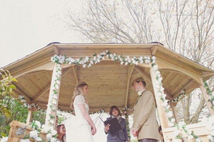 Sigue las reglas de protocolo y disfruta de una boda perfecta - Foto Cotton Candy Weddings