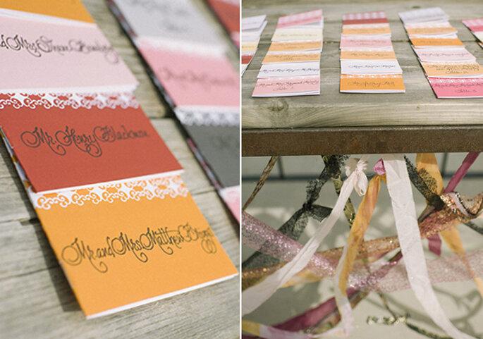 Colores sutiles e intensos para decoración - Foto Brooke Schwab