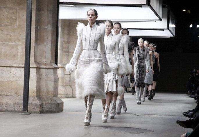 Colecção Vestidos de Noiva 2011 - Sarah Burton