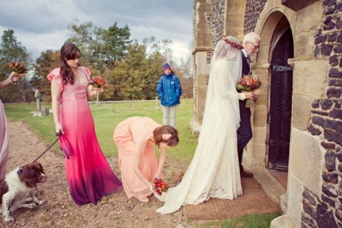Conoce las reglas básicas de protocolo para bodas - Foto Cotton Candy Weddings