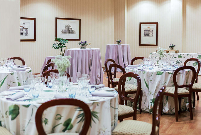 Hotel Tryp Leganés hotel bodas Madrid
