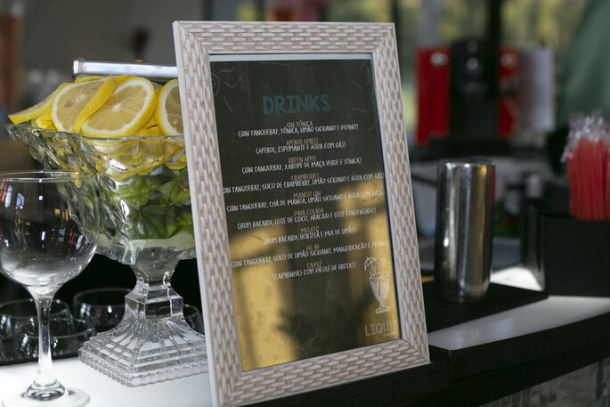 Liquid Eventos - Serviços de bar para casamento em São Paulo