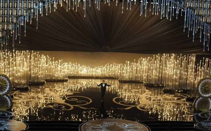 Decoración espectacular para eventos de gala como tu boda - Foto Getty