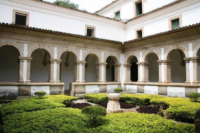 Museu de Arte Sacra da Universidade Federal da Bahia - 8 melhores locais para se casar em Salvador