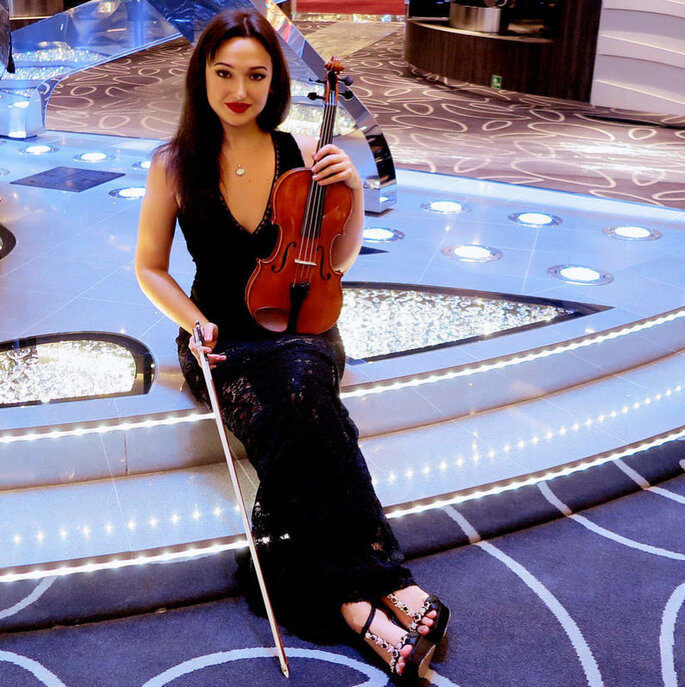 Yael Eventi Violinista