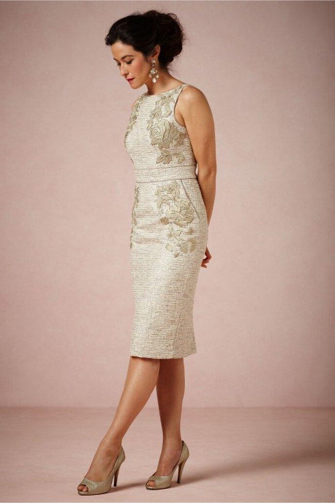 4 vestidos de fiesta para la mamá de la novia