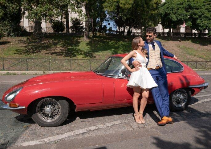 Tailor Trucks - Costumes de mariés - Paris
