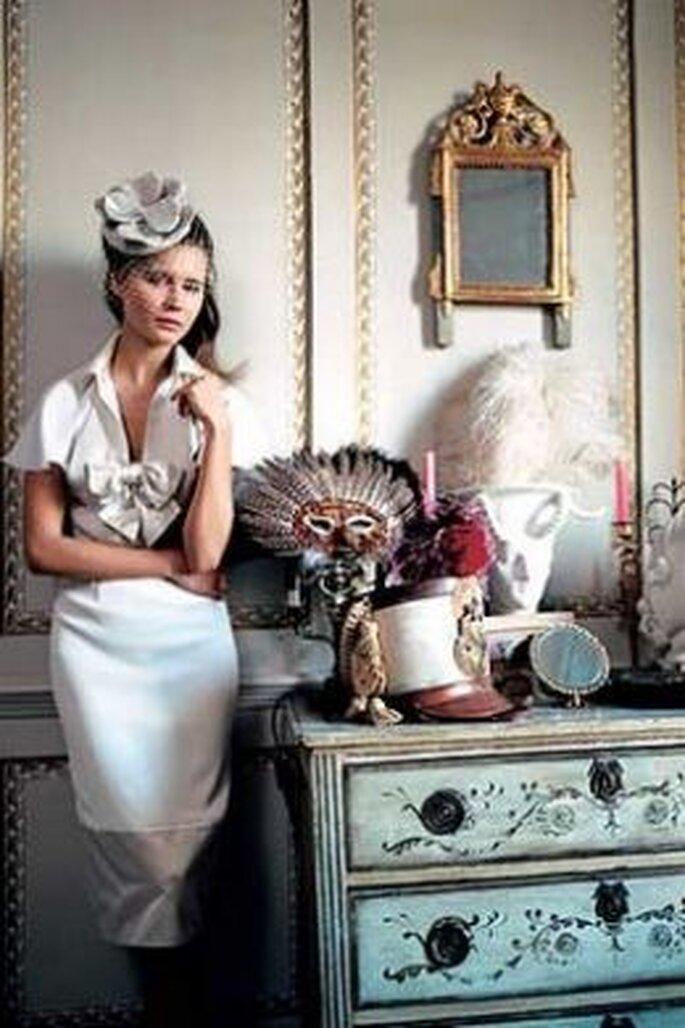 Nozze vintage! Foto Pour Femme