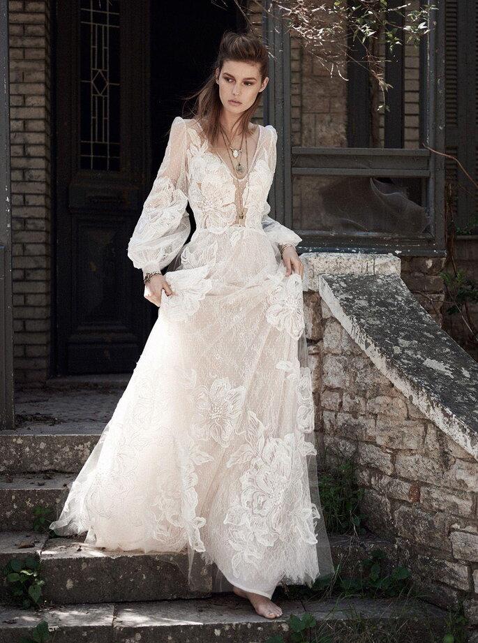 Vestidos de novia boda civil