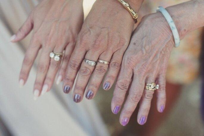 Real Wedding: Una boda cargada con un estilo encantador - Foto Traci Griffin Photography