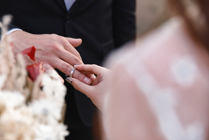 Краски Дагестана: свадебная съемка на фоне гор
