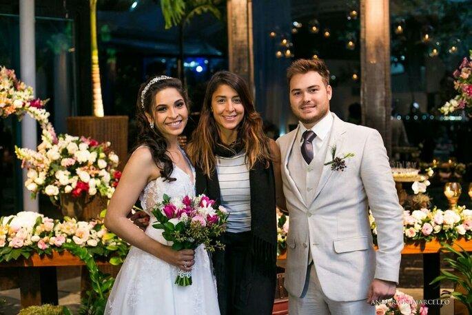 Empatia e parceria dos noivos e profissional são essenciais