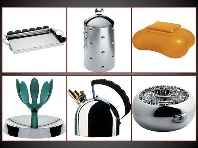 Le miniature di Alessi, oggetti di design per la tua casa. Foto: www.alessi.it