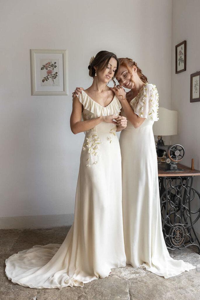 Miranda Di Sipio Atelier - modelli abiti da sposa del novecento