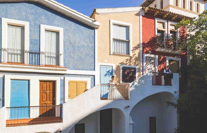 ALEGRIA Pueblo Acantilado Suites