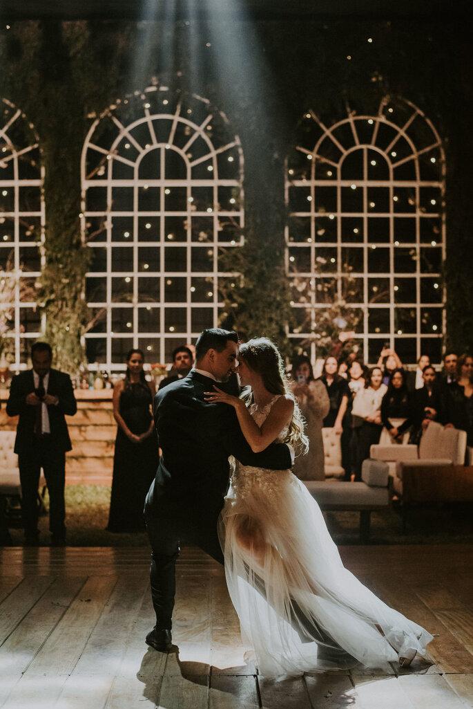 Nuestro baile de bodas