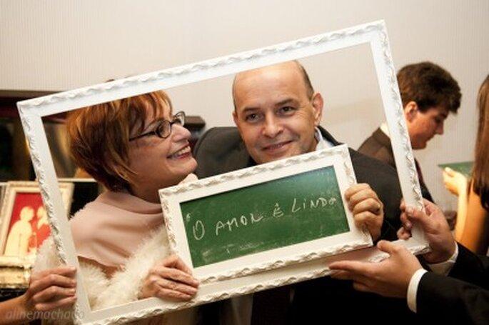 Foto recuerdo de boda