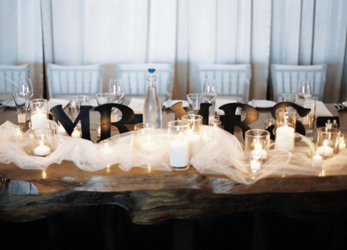 Boda inspirada en inviernos con toques glam y rústicos - Foto Mastin Studio