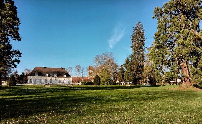 Le Domaine des Cormellas, lieu de réception pour votre mariage dans le Val d'Oise