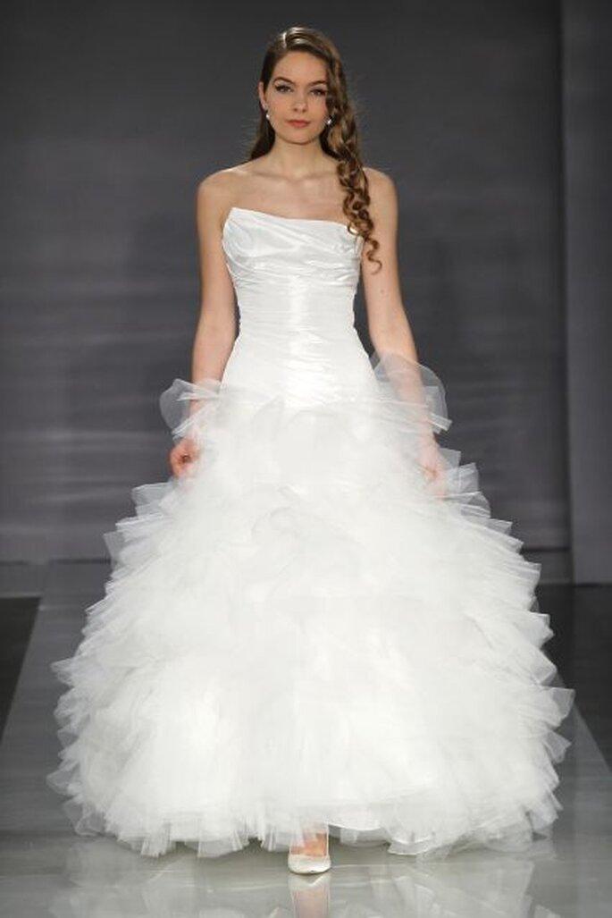 Robe de mariée Cymbeline 2014 - Modèle Halissia