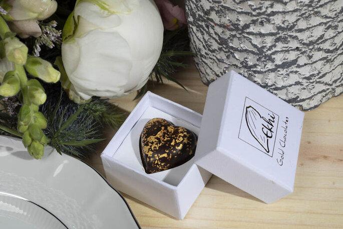 Ekhi Gold Chocolates.