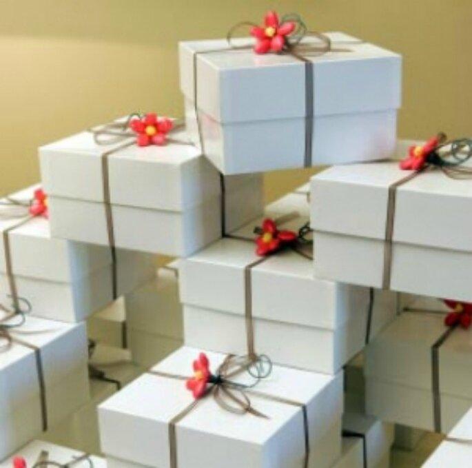 Pas de cadeaux inutiles avec la liste de mariage ! Photo : matrimonio.atuttonet.it