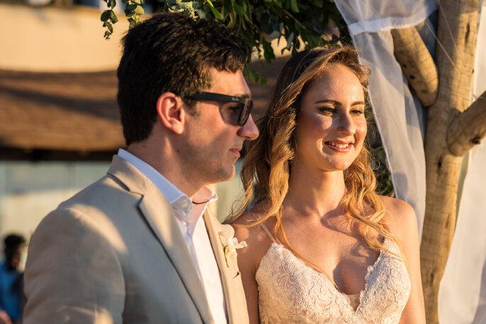 Foto de cerimônia de casamento