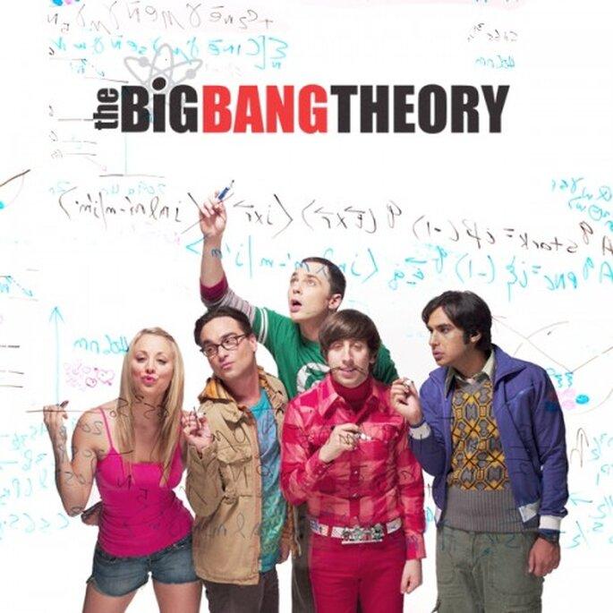 The Big Bang Theory , Warner Bros, 2007.