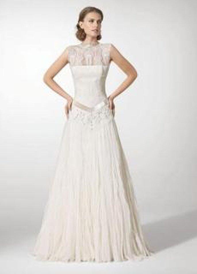 vestidos de novia raimon bundó 2010