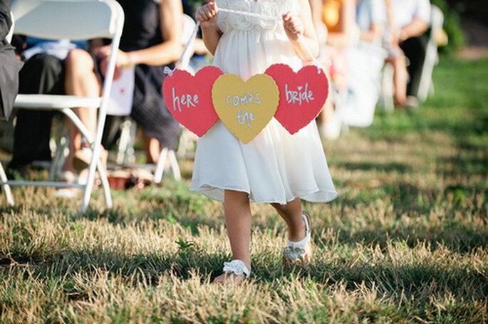 Le jour du mariage, on occupe les enfants ! - Photo : Jeff Sampson Photography