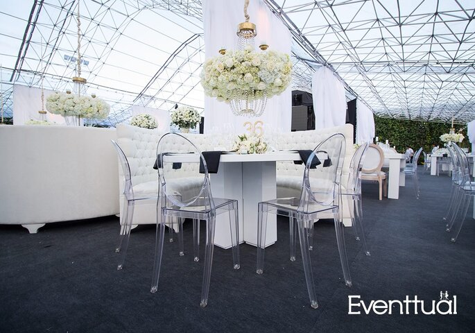 Eventtual - Alquiler de mobiliario