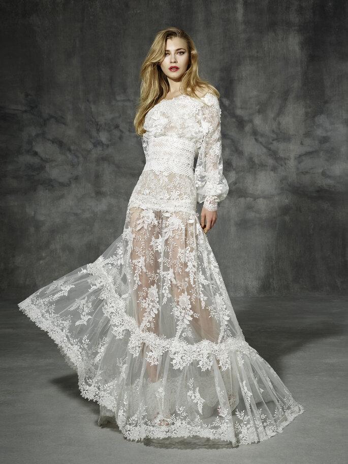 Свадебное платье Rosellon Фото: YolanCris