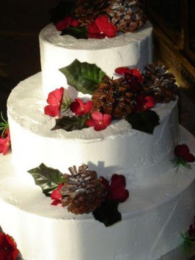 Un dessert de mariage de saison !