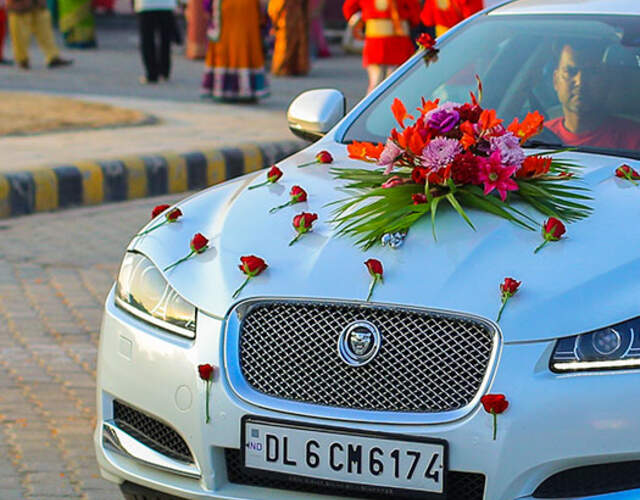 Wedding cars & buses in West Bengal